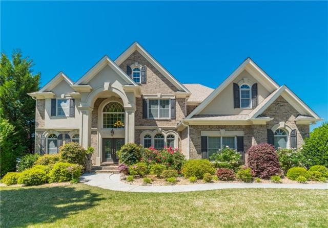 2042 Bakers Mill Road, Dacula, GA 30019 (MLS #6005938) :: The Russell Group