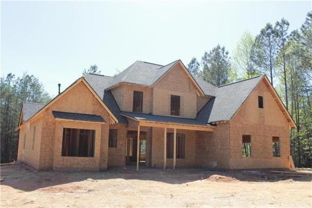 607 Red Leaf Way, Canton, GA 30114 (MLS #6006064) :: The Bolt Group