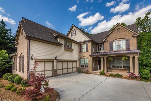 1150 Hamilton Estates Drive NW, Kennesaw, GA 30152 (MLS #6006229) :: The Bolt Group