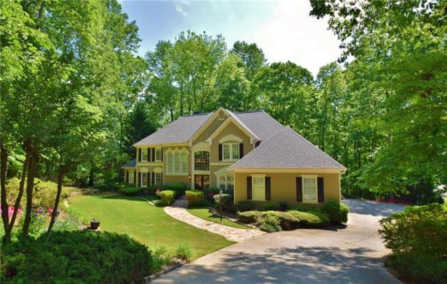 435 Robertson Road, Dawsonville, GA 30534 (MLS #6006572) :: RE/MAX Paramount Properties