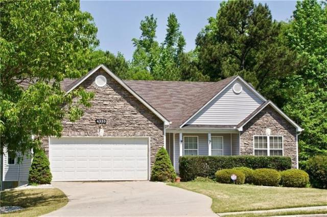 4333 Parks Ridge Drive, Snellville, GA 30039 (MLS #6007231) :: North Atlanta Home Team