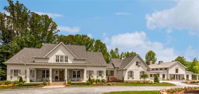 124 Trinity Farm Drive, Canton, GA 30115 (MLS #6007376) :: The Bolt Group
