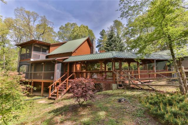 148 Stegall Mill Ridge, Ellijay, GA 30536 (MLS #6007519) :: RE/MAX Paramount Properties