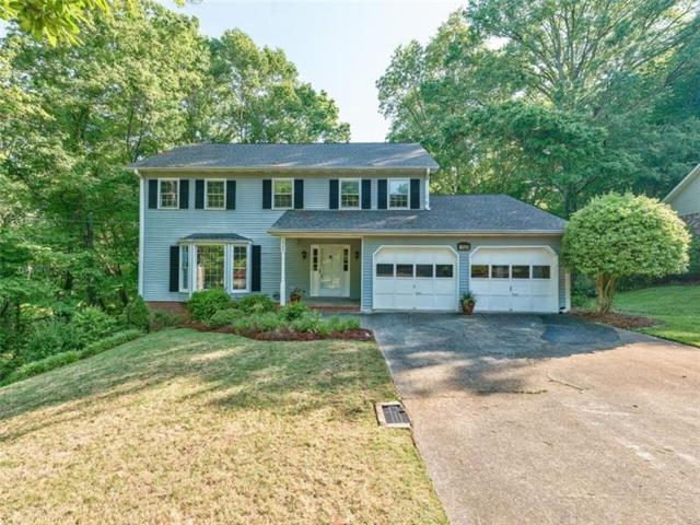 1520 Ridgefield Drive, Roswell, GA 30075 (MLS #6007959) :: The Russell Group