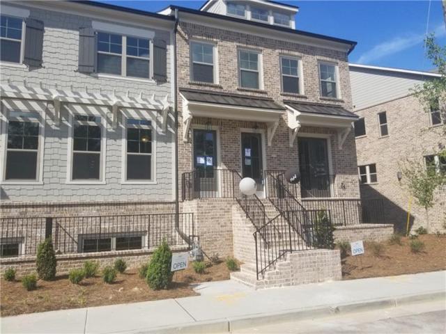 2290 Mclean Chase SE #10, Smyrna, GA 30080 (MLS #6008039) :: North Atlanta Home Team