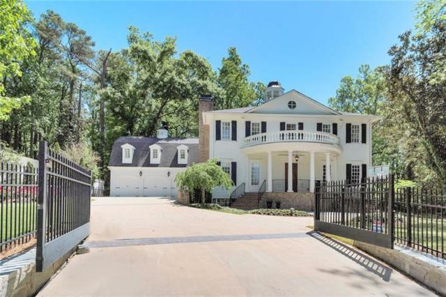 4081 Peachtree Dunwoody Road, Atlanta, GA 30342 (MLS #6008216) :: North Atlanta Home Team