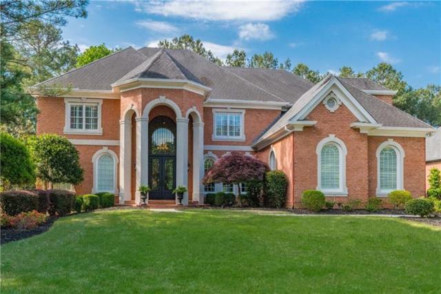 1345 Portmarnock Drive, Alpharetta, GA 30005 (MLS #6008283) :: North Atlanta Home Team