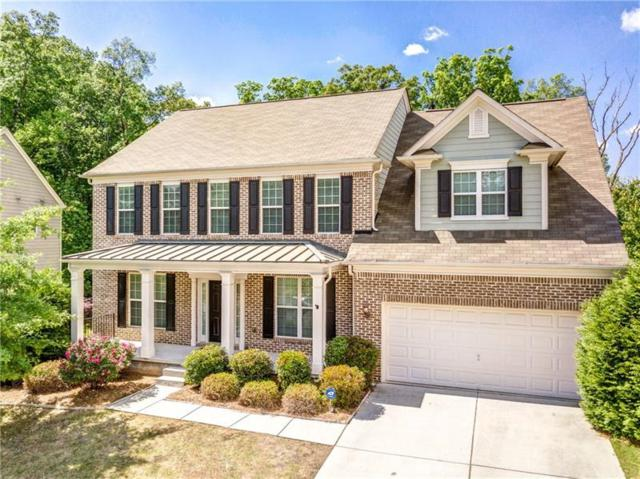 146 Edgewater Trail, Canton, GA 30115 (MLS #6008457) :: The Russell Group