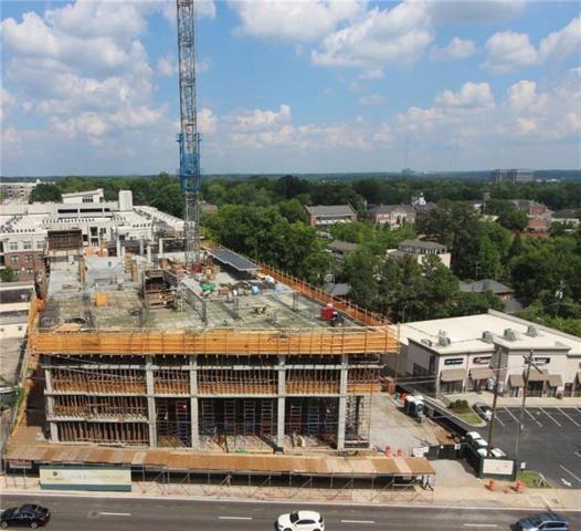 2965 Peachtree Road NW #807, Atlanta, GA 30305 (MLS #6008509) :: Kennesaw Life Real Estate