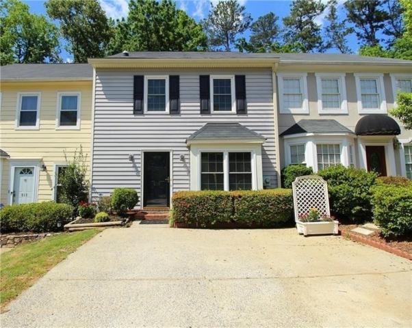 515 Salem Woods Drive SE, Marietta, GA 30067 (MLS #6008630) :: Willingham Group