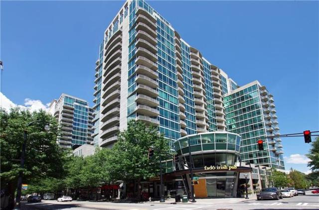 943 Peachtree Street NE #1103, Atlanta, GA 30309 (MLS #6008766) :: North Atlanta Home Team