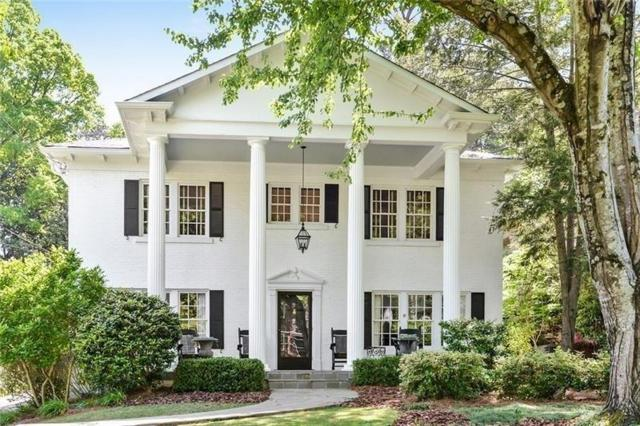 2489 Dellwood Drive NW, Atlanta, GA 30305 (MLS #6009314) :: The Russell Group