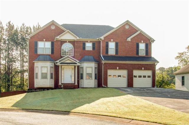 3658 W Deer Trail NW, Kennesaw, GA 30144 (MLS #6009369) :: The Bolt Group