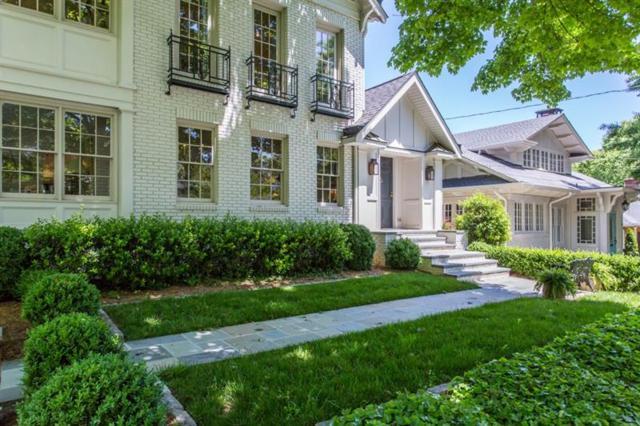 66 Huntington Road NE, Atlanta, GA 30309 (MLS #6009505) :: RE/MAX Paramount Properties