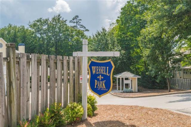 1001 Holly Drive #205, Gainesville, GA 30501 (MLS #6009515) :: North Atlanta Home Team