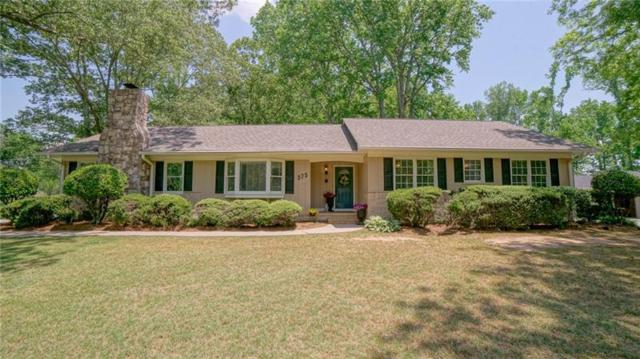 275 Dania Drive, Alpharetta, GA 30009 (MLS #6009724) :: The Hinsons - Mike Hinson & Harriet Hinson