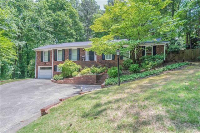 3671 Tanglewood Drive SE, Atlanta, GA 30339 (MLS #6009812) :: The Hinsons - Mike Hinson & Harriet Hinson