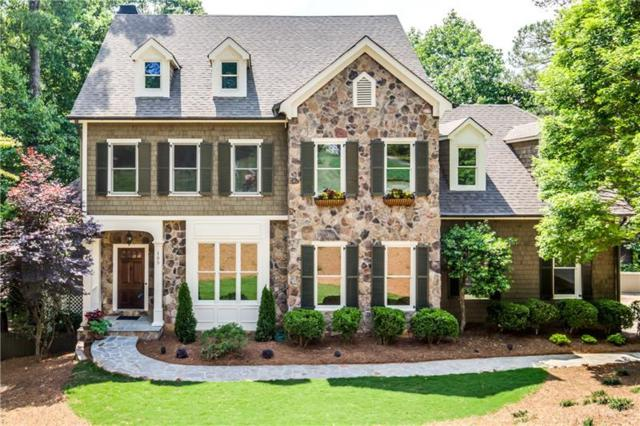 105 Grogans Landing, Sandy Springs, GA 30350 (MLS #6010022) :: Carr Real Estate Experts