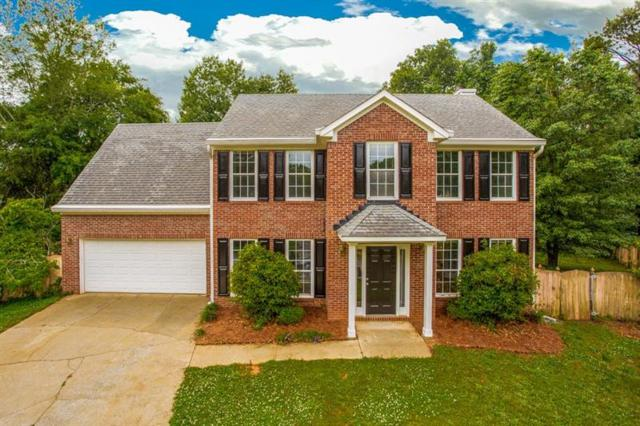 4470 Hickory Chase Drive NW, Acworth, GA 30102 (MLS #6010270) :: The Bolt Group