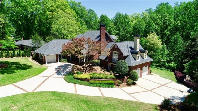 1120 Springdale Road, Gainesville, GA 30501 (MLS #6010784) :: The Russell Group