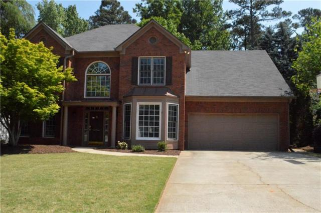 3848 Princeton Oaks NW, Kennesaw, GA 30144 (MLS #6010950) :: The Russell Group