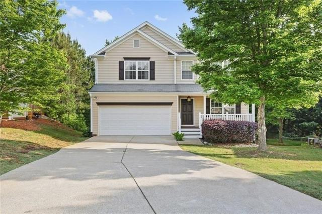 824 Yonah Drive, Canton, GA 30114 (MLS #6011205) :: The Bolt Group