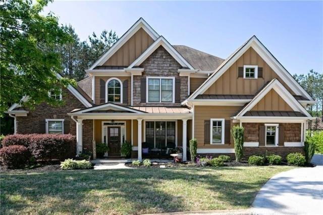 125 White Spruce Court, Dallas, GA 30157 (MLS #6011214) :: The Bolt Group