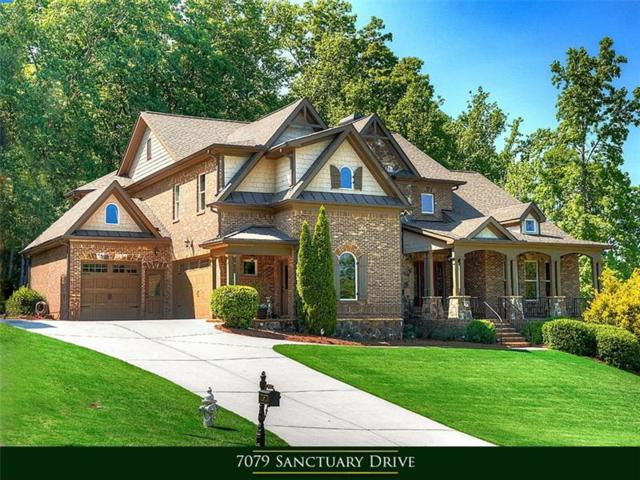 7079 Sanctuary Drive, Jefferson, GA 30549 (MLS #6011869) :: The Russell Group