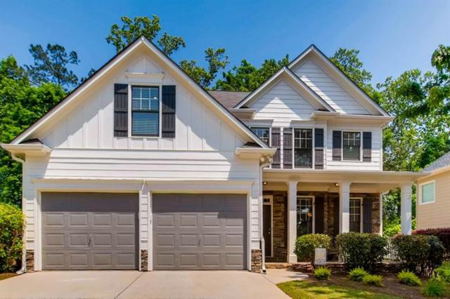 534 Oriole Farm Trail, Canton, GA 30114 (MLS #6011917) :: The Russell Group