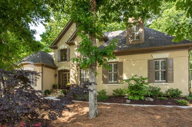10300 Oxford Mill Circle, Johns Creek, GA 30022 (MLS #6011988) :: The Russell Group