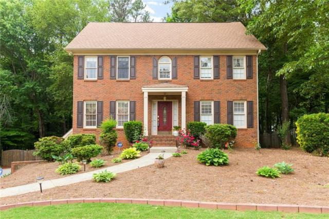 5810 Fairwood Walk NW, Acworth, GA 30101 (MLS #6012020) :: North Atlanta Home Team