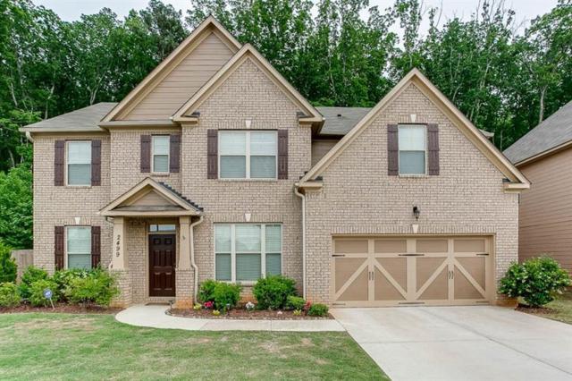 2499 Beauchamp Court, Buford, GA 30519 (MLS #6012111) :: North Atlanta Home Team