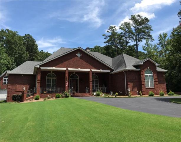 2327 Cross Creek Drive SW, Powder Springs, GA 30127 (MLS #6012508) :: RE/MAX Paramount Properties