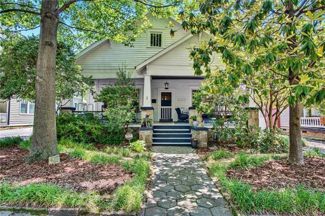 279 Elmira Place NE, Atlanta, GA 30307 (MLS #6012618) :: RE/MAX Paramount Properties