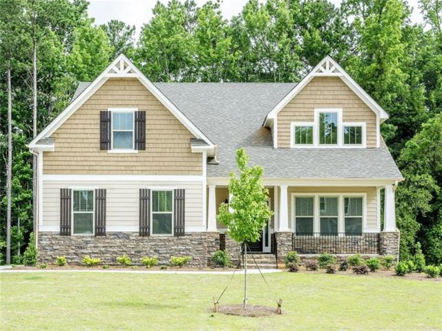 195 Whitman Grove, Fayetteville, GA 30215 (MLS #6012749) :: Iconic Living Real Estate Professionals