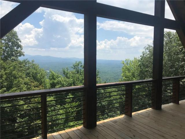 1695 Talona Mountain Road, Ellijay, GA 30540 (MLS #6012914) :: The Cowan Connection Team