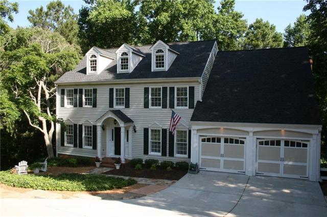 5041 Lake Terrace, Marietta, GA 30068 (MLS #6013687) :: North Atlanta Home Team