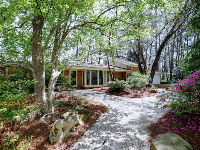 915 Crest Valley Drive, Atlanta, GA 30327 (MLS #6013690) :: RE/MAX Paramount Properties