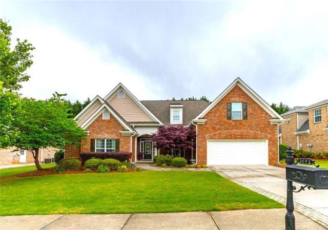 2652 White Rose Drive, Loganville, GA 30052 (MLS #6014030) :: Rock River Realty
