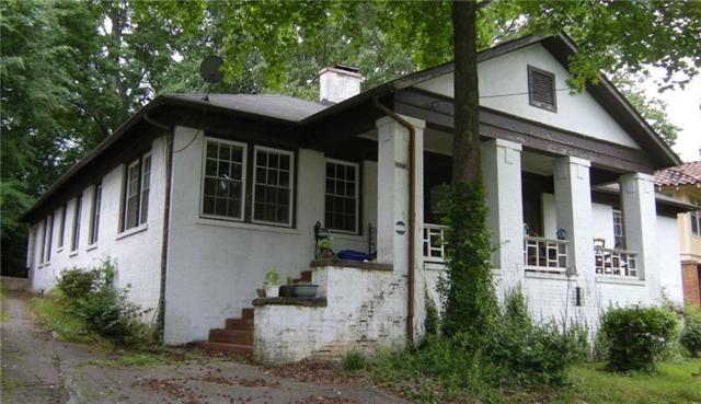 2273 E Lake Road NE, Atlanta, GA 30307 (MLS #6014171) :: The Russell Group
