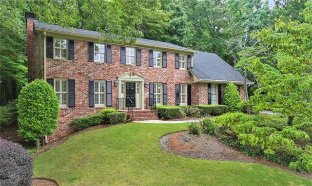 2409 Leisure Lake Drive, Dunwoody, GA 30338 (MLS #6014408) :: Rock River Realty