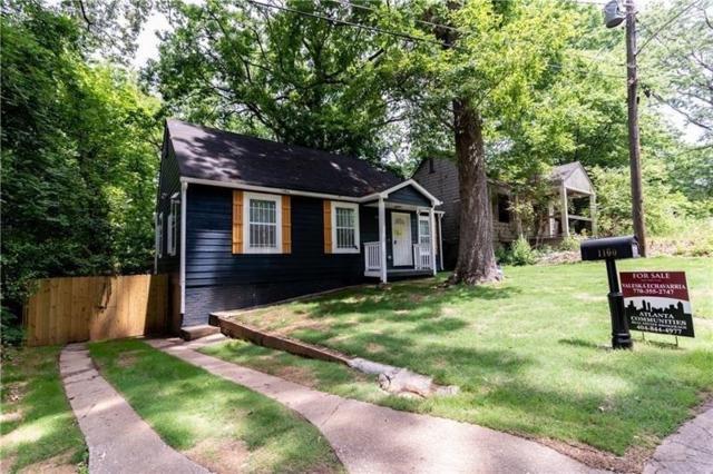 1100 Oak Knoll Terrace SE, Atlanta, GA 30315 (MLS #6014716) :: North Atlanta Home Team