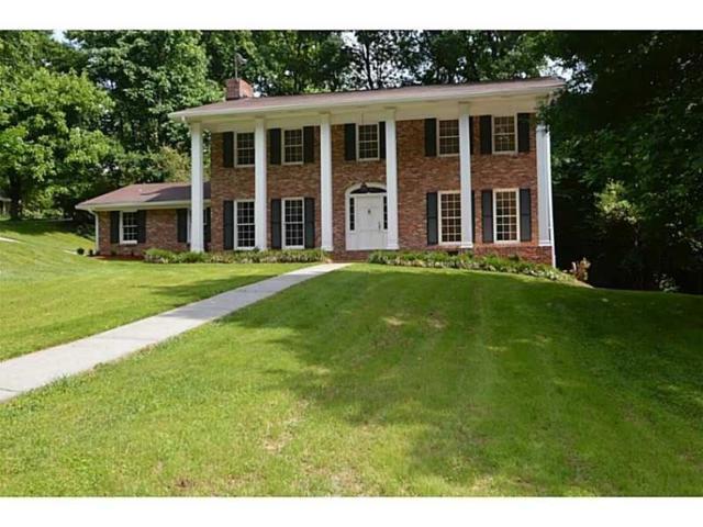 2160 Ector Court NE, Atlanta, GA 30345 (MLS #6014965) :: RE/MAX Paramount Properties