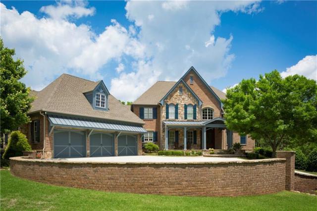 260 Newhaven Drive, Fayetteville, GA 30215 (MLS #6015422) :: North Atlanta Home Team
