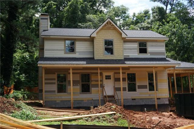 3701 Turner Heights Drive, Decatur, GA 30032 (MLS #6016224) :: RE/MAX Paramount Properties