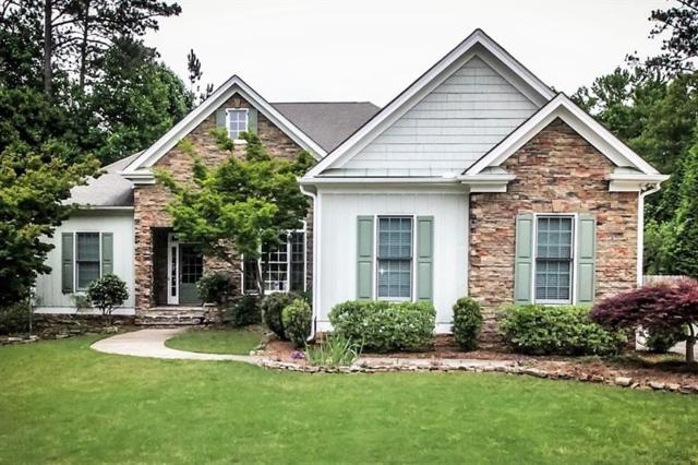 900 Ector Trace, Kennesaw, GA 30152 (MLS #6016388) :: North Atlanta Home Team