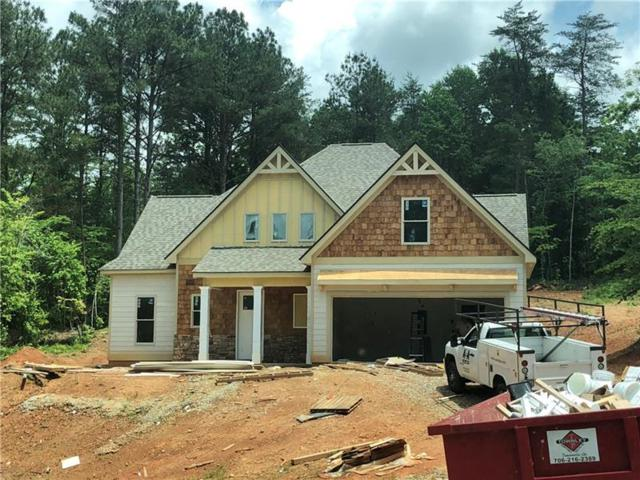 Lot 28 Dawson Manor Court, Dawsonville, GA 30534 (MLS #6016562) :: RE/MAX Paramount Properties