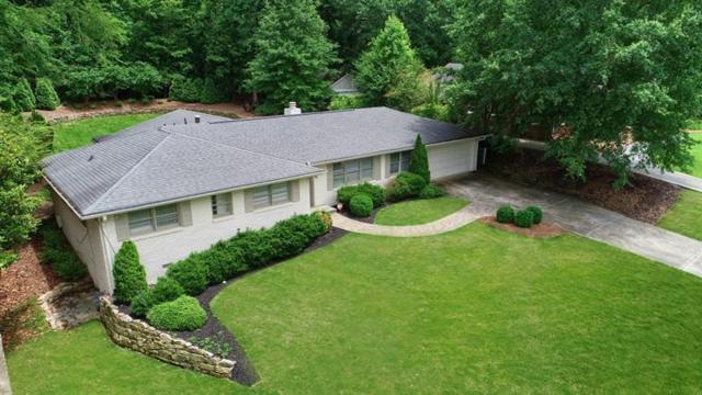 2967 Sequoyah Drive NW, Atlanta, GA 30327 (MLS #6016867) :: North Atlanta Home Team