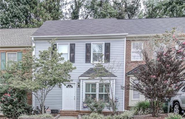 509 Salem Woods Drive SE, Marietta, GA 30067 (MLS #6016928) :: The North Georgia Group