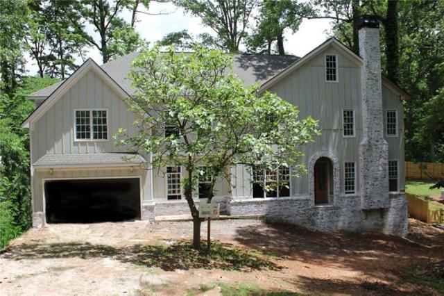 3389 Pretty Branch Drive SE, Smyrna, GA 30080 (MLS #6017086) :: The Cowan Connection Team